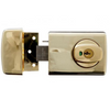 LOCKWOOD 001 DOUBLE CYLINDER DEADLATCH