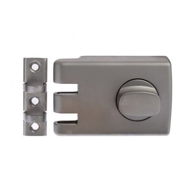LOCKWOOD 303 DEADLOCK SATIN CHROME