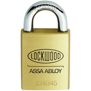 VICTORIAN POWER INDUSTRY (VPI) LOCK - LOCKWOOD 334B PADLOCK