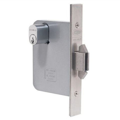 LOCKWOOD 5573SC SLIDING DOOR MORTICE LOCK (127mm BACKSET)