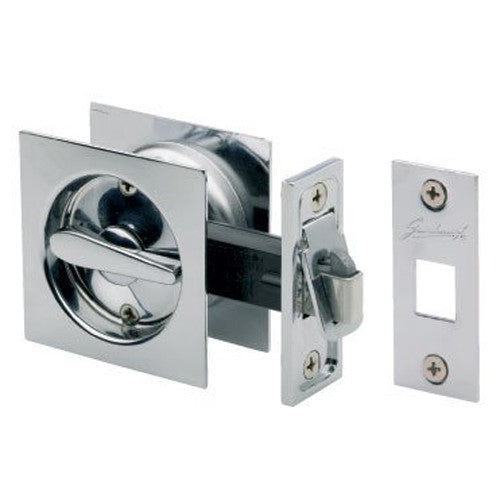 Gainsborough Square Sliding Cavity Door Set 385 386 The