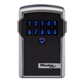 MASTER LOCK BLUETOOTH WALL-MOUNTED KEY SAFE 5441DAU