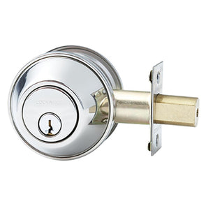 LOCKWOOD SYMMETRY 7107 DOUBLE CYLINDER DEADBOLT