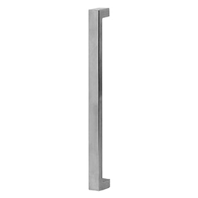 HAFELE PULL HANDLE SET - SQUARE STRAIGHT 30MM X 15MM