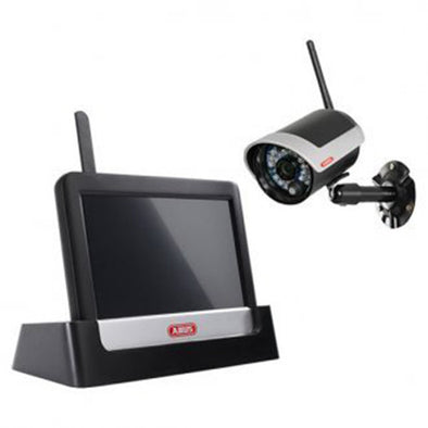 ABUS MONITOR & 1xIR DIGITAL WIRELESS CAMERA