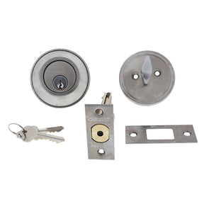 CARBINE SINGLE CYLINDER DEADBOLT