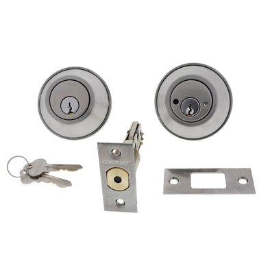 CARBINE DOUBLE CYLINDER DEADBOLT