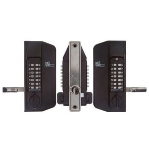 BORG DIGITAL GATE LOCK 3150