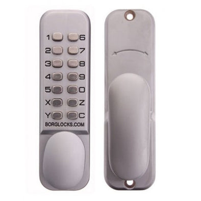 BORG DIGITAL LOCK 2000 SERIES