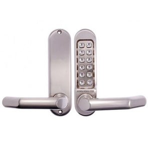 BORG DIGITAL LOCK 5001 STAINLESS STEEL
