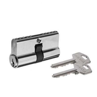 BRAVA SECURITY DOOR CYLINDER LAZY CAM (GAINSBOROUGH TE2 KEY PROFILE)