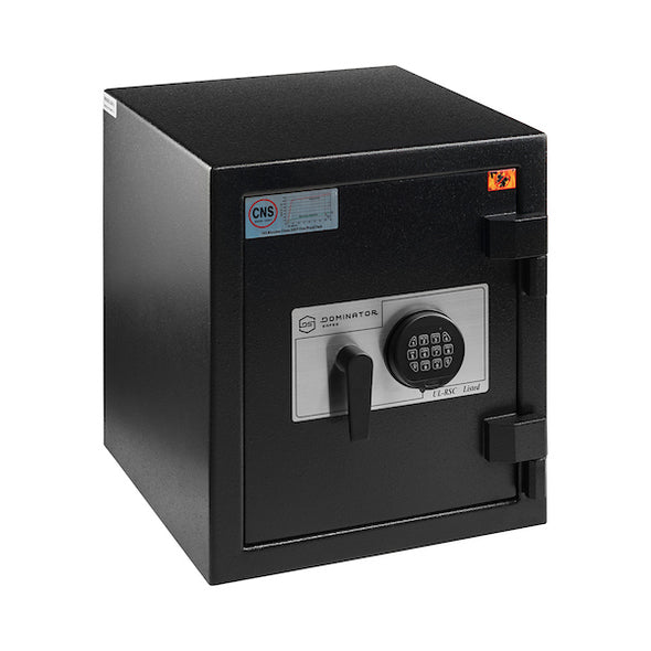 DOMINATOR DS SERIES FIRE & BURGLARY SAFE DS-1