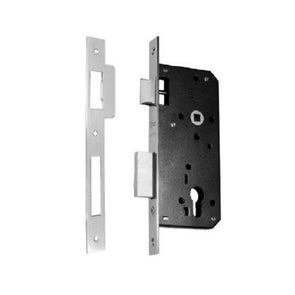 ISEO EURO MORTICE LOCK 50MM BACKSET (85MM PITCH)