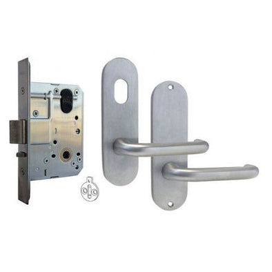 KABA MS2 CLASSROOM MORTICE LOCK KIT 100 SERIES ROUND END FURNITURE