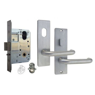 DORMAKABA MS2 ENTRANCE MORTICE LOCK KIT 600 SERIES SQUARE END FURNITURE
