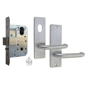 KABA MS2 CLASSROOM MORTICE LOCK KIT 600 SERIES SQUARE END FURNITURE