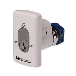 LOCK IT WELL OVAL KEY SWITCH ON/OFF