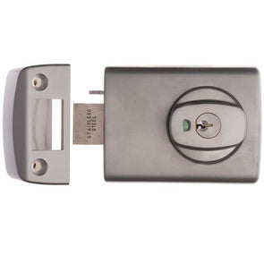 LOCKWOOD 001-3 DEADLATCH (INCLUDES METAL FRAME STRIKE)