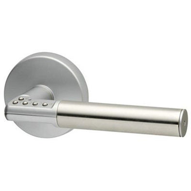 LOCKWOOD CODE HANDLE KEYLESS LOCKSET 8816