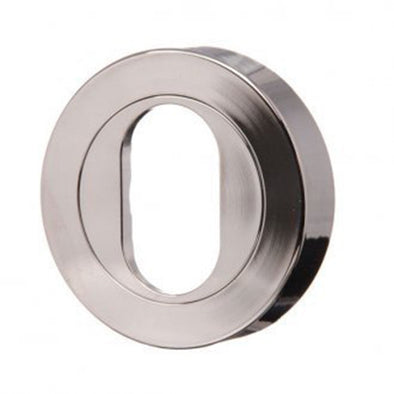 LOCKWOOD SYMPHONY 1220 SERIES OVAL CYLINDERS ESCUTCHEON