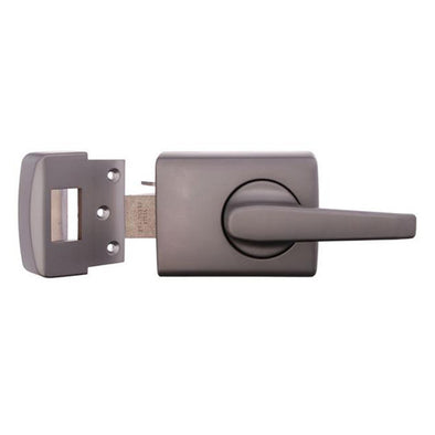 LOCKWOOD 002-LEVER DEADLATCH SATIN CHROME PEARL