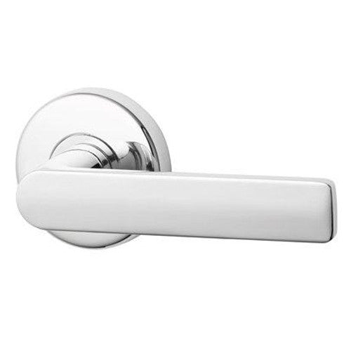 LOCKWOOD VELOCITY LARGE ROSE LEVER HANDLES - ELEMENT L3