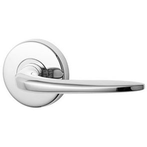 LOCKWOOD VELOCITY LARGE ROSE LEVER HANDLES - SUMMIT L1