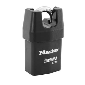 MASTER LOCK PADLOCK IRON SHROUD 54MM 6721