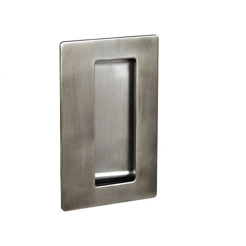 NIDUS SQUARE STAINLESS STEEL FLUSH PULL - FPSQ2