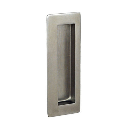 NIDUS SQUARE STAINLESS STEEL FLUSH PULL - FPSQ1