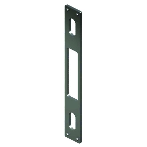 LOCKWOOD OPTIMUM SLIDING DOOR STRIKE PLATE PQ70188