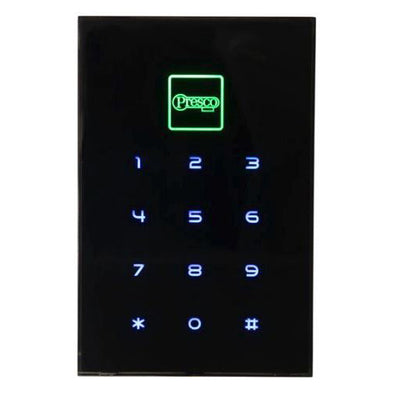 PRESCO TOUCH KEYPAD & RFID PROX READER