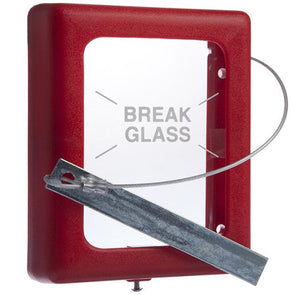 STI BREAK GLASS KEYBOX MEDIUM 6700