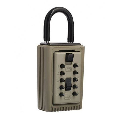 Kidde Keysafe C3 Padlock 3 Key Capacity The Lock Shop