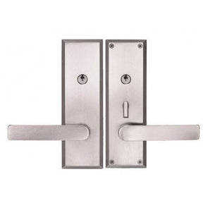 LOCKWOOD VELOCITY ENTRANCE SET L3 ELEMENT LEVER