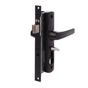 WHITCO TASMAN MK2 SECURITY DOOR LOCK (LOCK & HANDLES ONLY)