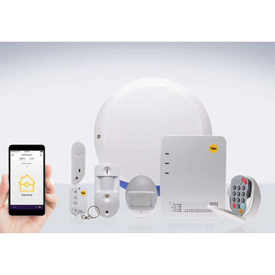 YALE SMART PHONE WIRELESS ALARM KIT
