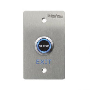 NEPTUNE TOUCHLESS EXIT - ANSI,NO/NC/C,LED,1.7mm SS,12V