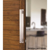 LOCKWOOD PARADIGM PULL HANDLE SELF LATCHING LOCKSET