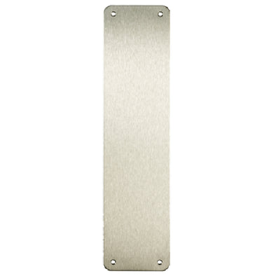 RITEFIT PUSH PLATE 300MM X 75MM