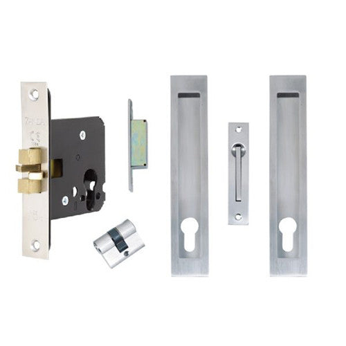 Zanda Verve Sliding Door Lock Kit The Lock Shop