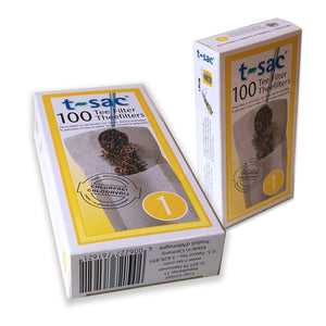 T-Sac Tea Filters - Size 1