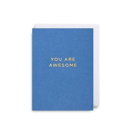 You Are Awesome Gift Card
