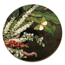 Load image into Gallery viewer, Dark Botanical Series Placemat