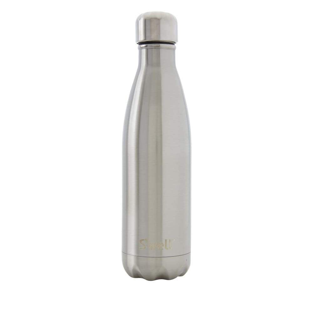 Silver Insulated Bottle