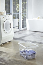 Load image into Gallery viewer, Tower Wire Laundry Basket - Med