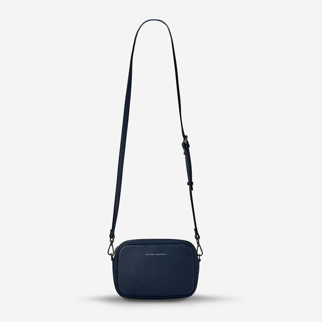 Plunder Bag - Navy Blue