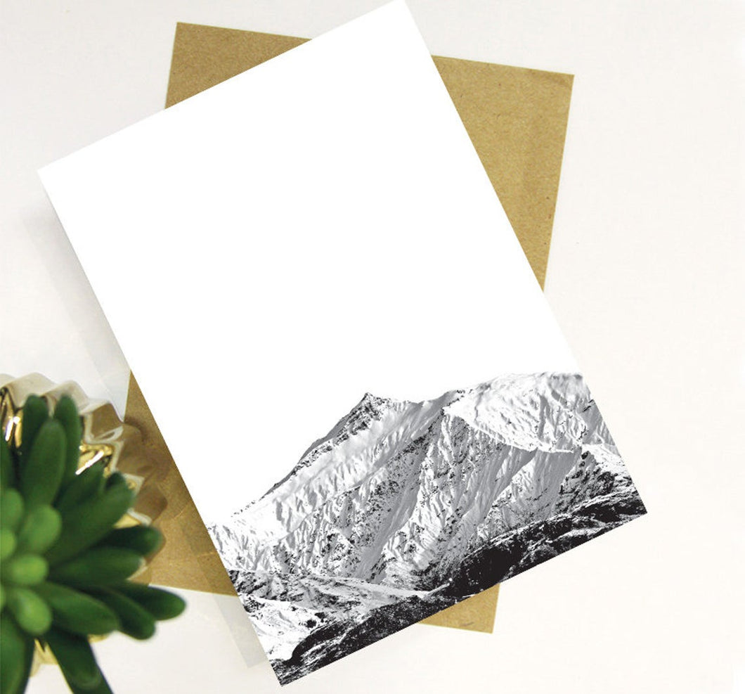 Black Peak Image Gift Card