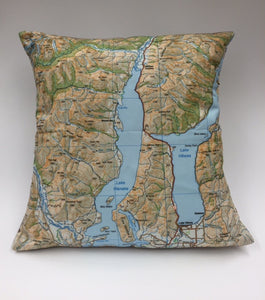 Wanaka & Hawea Cushion Cover