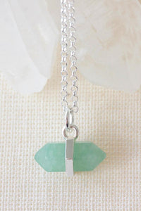 Aventurine Intention Necklace